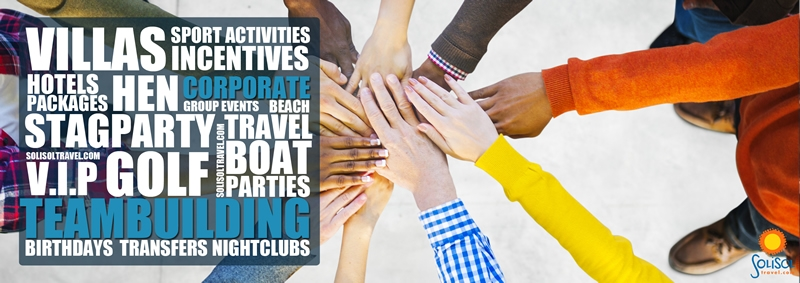 corporate events, teambuilding malaga, marbella, spain