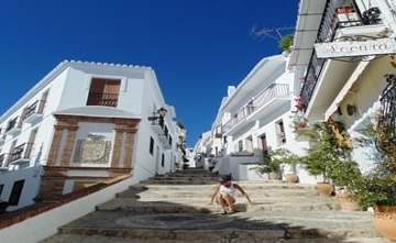 Guided Tour Frigiliana