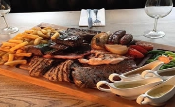 Mixed Grill Meal