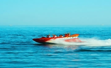 Power Boat Experience