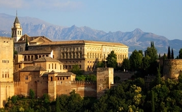 Guided Tour Granada-Alhambra