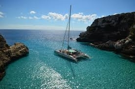 Catamaran Cruise Excursion - 2.5 hours Illetes