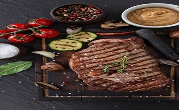 Argentinean Steak Meal