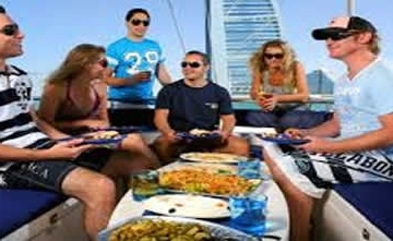 Boat Tapas Package