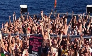 Saturday Boat Party