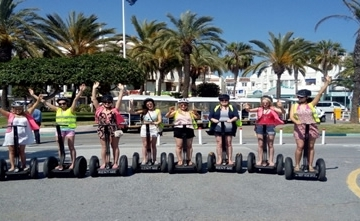 Segway Tour - 1 Hour