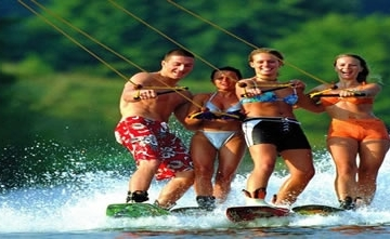Cable Skiing / Water skiing