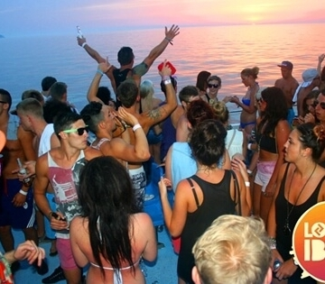 Lost in Ibiza Wednesday Sunset - LOST IN PARADISE COMBO TICKET