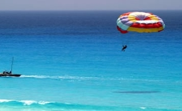 Parasailing + Speed Boat