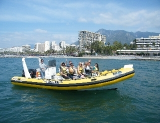 Speed Boat Experience