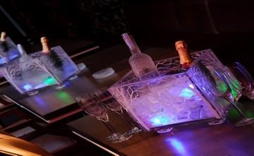 VIP Table With Drinks