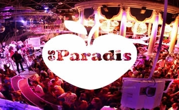Es Paradis Night Club Entry
